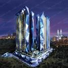吉隆坡毕加索高级公寓