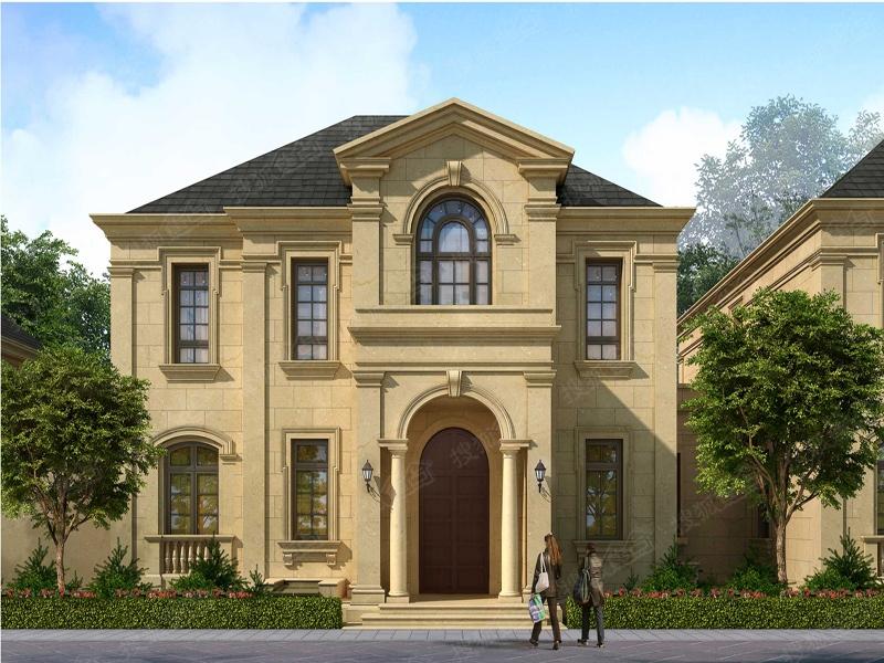 2017别墅设计图