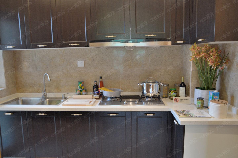千威先生的洋房a2户型样板间-厨房