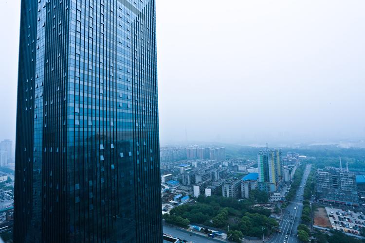 泊富国际广场实景图-长沙搜狐焦点网