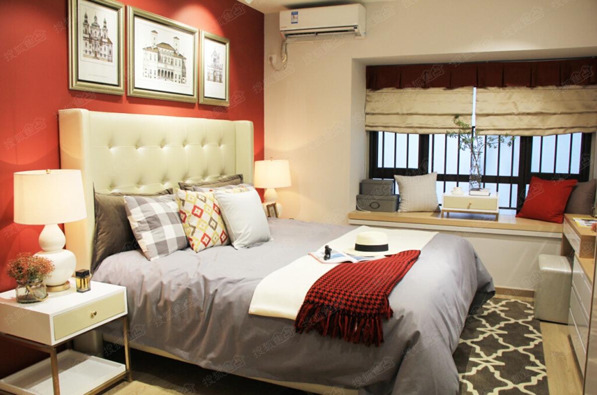 背景墙 房间 家居 起居室 设计 卧室 卧室装修 现代 装修 1200_794
