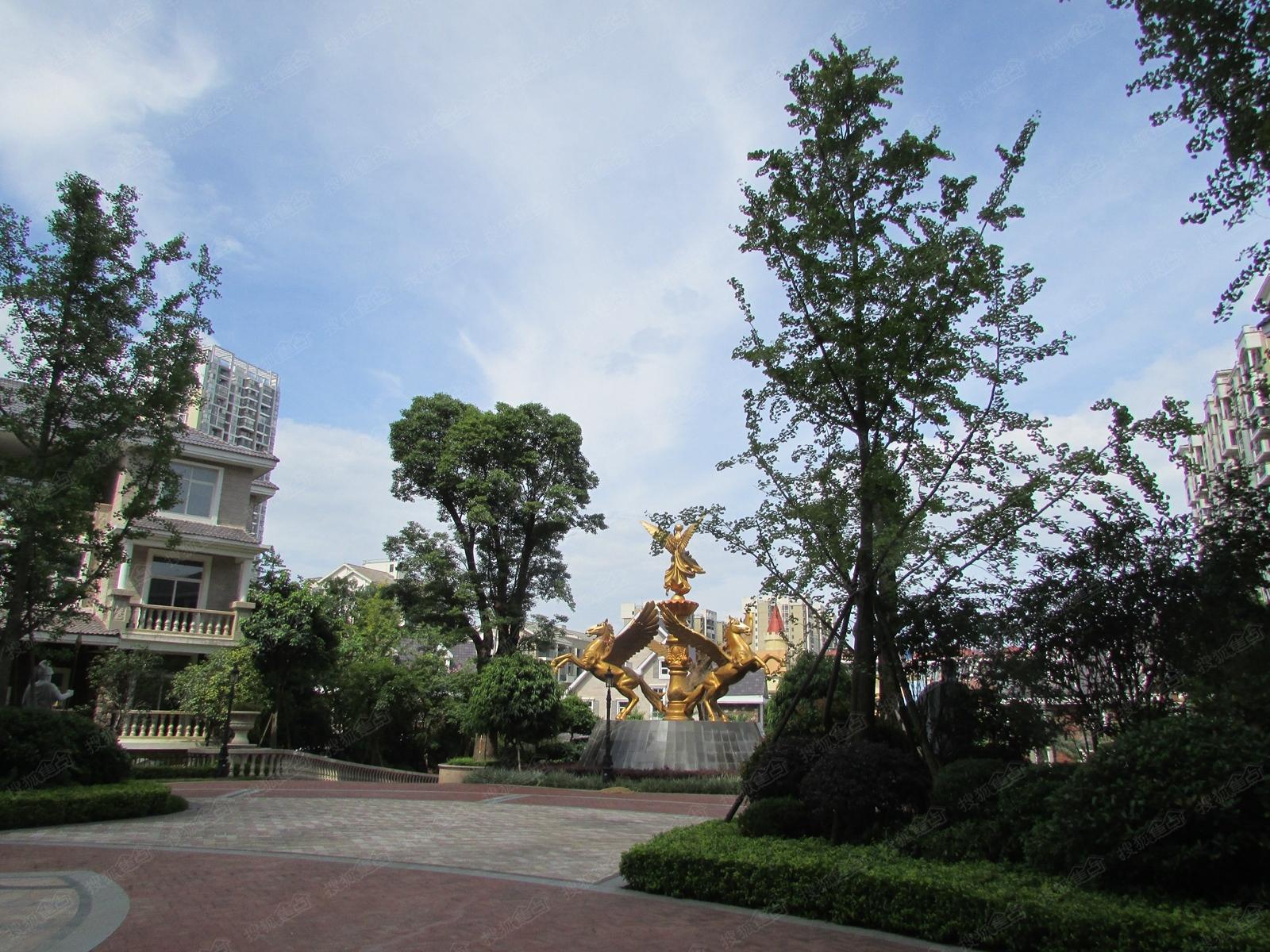 桂林奥林匹克花园温莎城堡