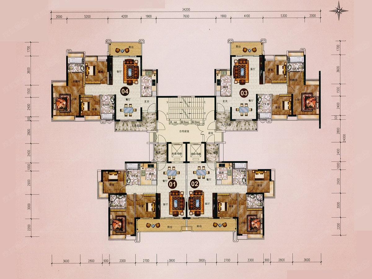 20 房间设计图纸