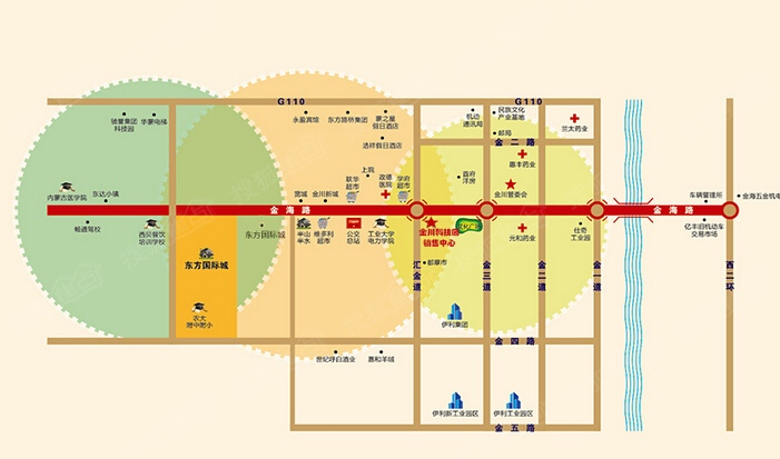 内蒙古土左旗地图独立坝村