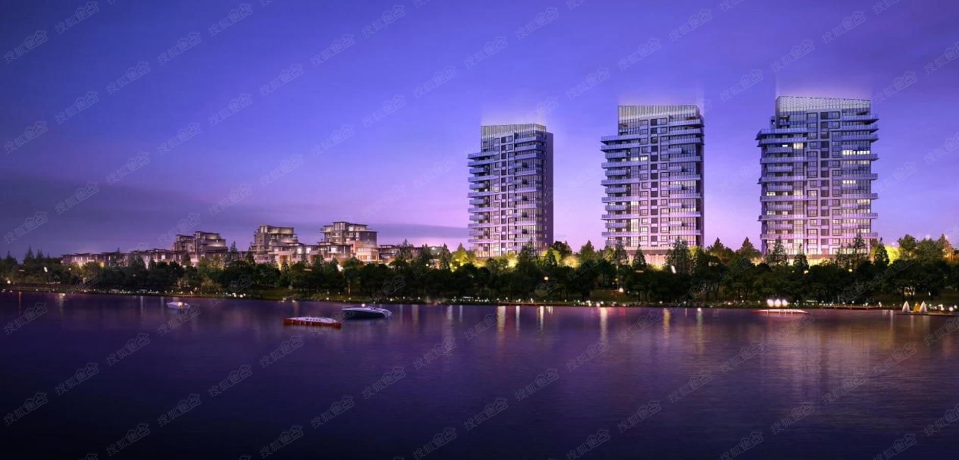 更加方便分享给朋友 中大西郊半岛(户型业主论坛)位于富阳富春江边.