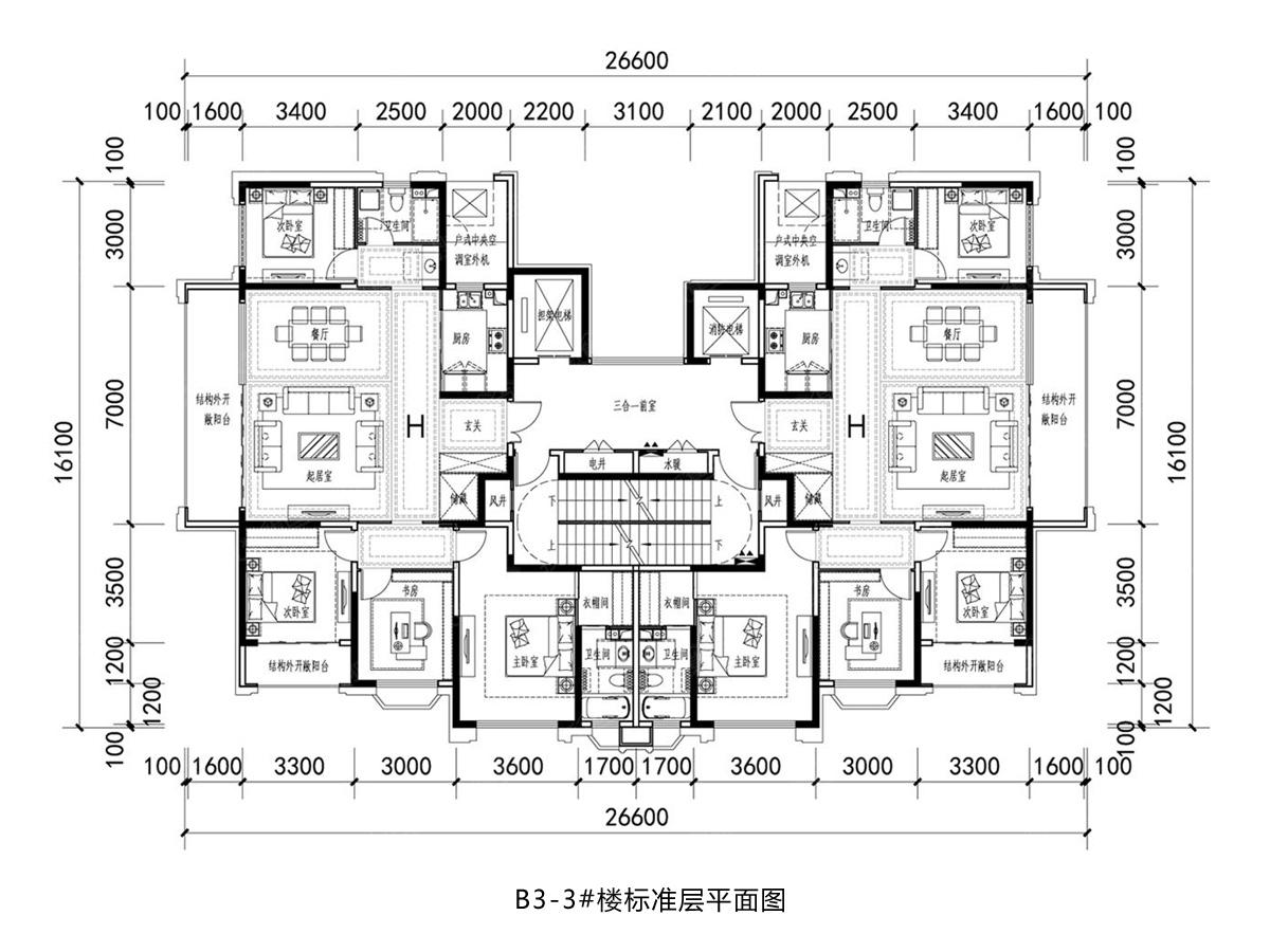 户型 户型图 平面图 1200_900
