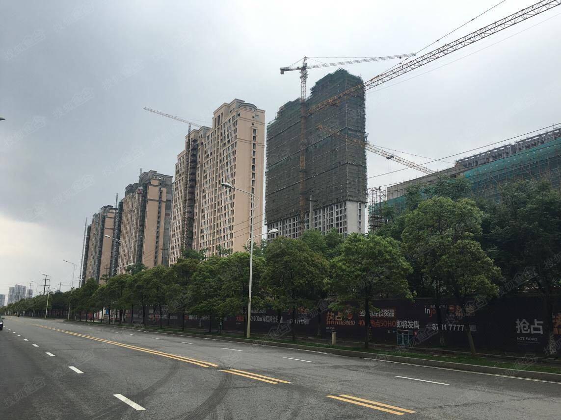 南昌新城吾悦广场图片