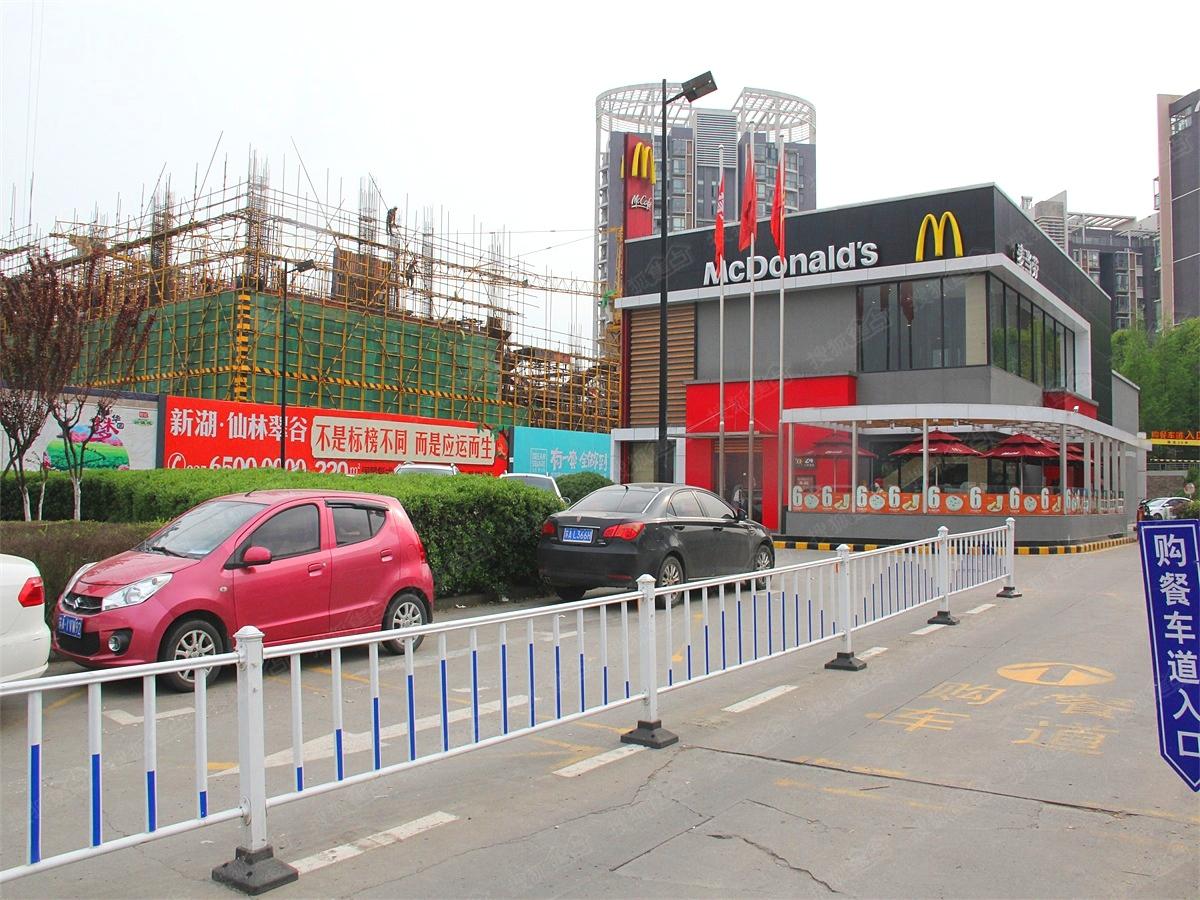 九霄梦天地周边配套图-亚东地铁商业街图片