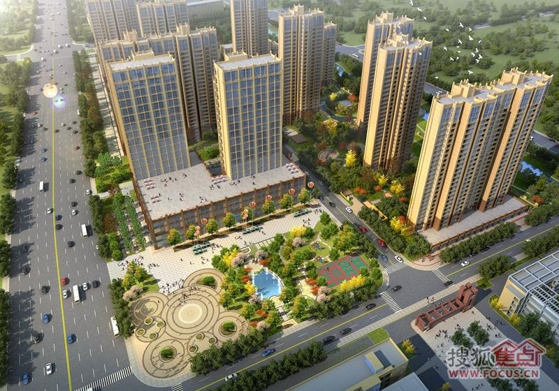 [旭日爱上城]江北高层预计7,8月推挑高小公寓