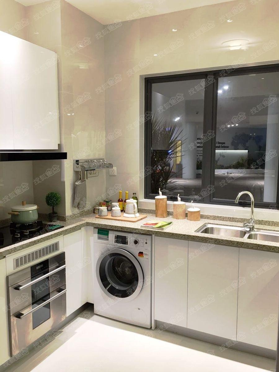 碧桂园·森林城市y220-a1-6户型-厨房