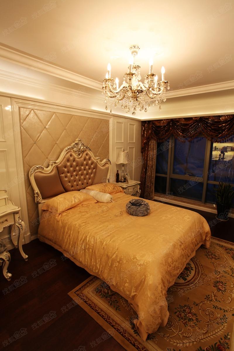 6米loft公寓样板间图之卧室