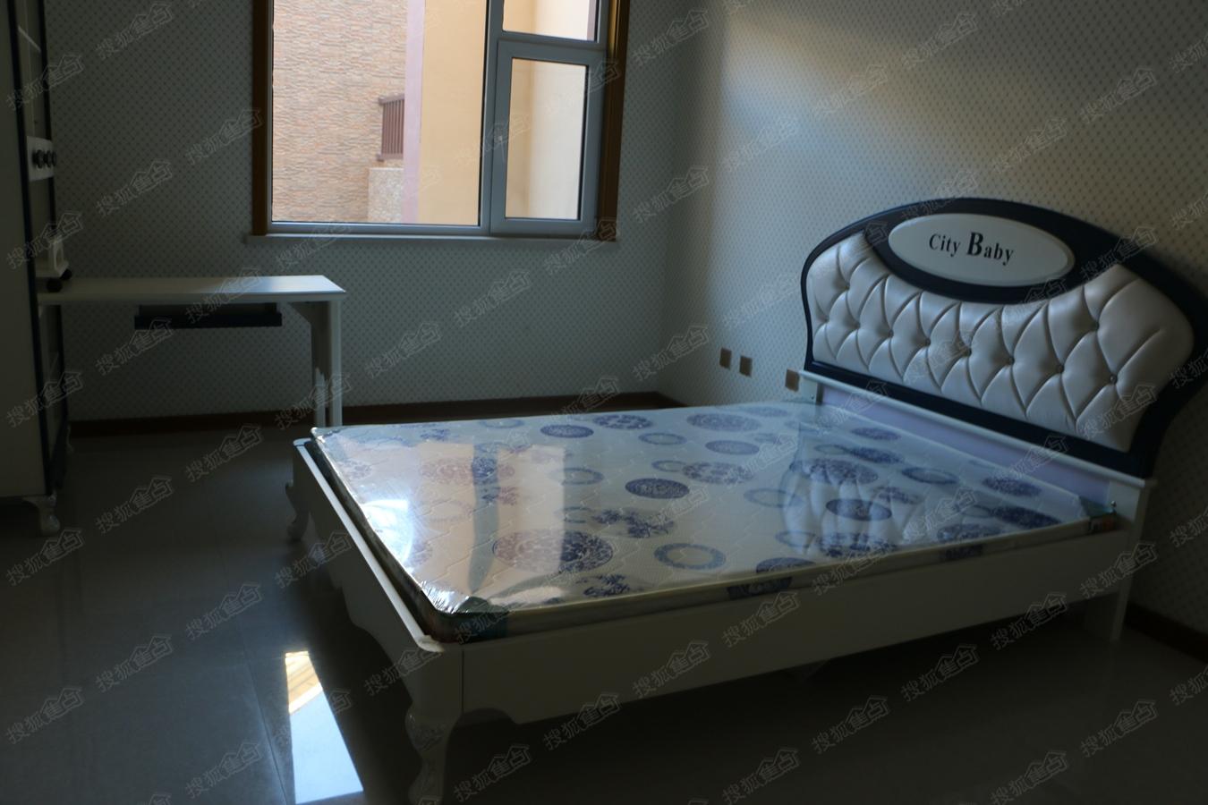 花屿海a下跃户型样板间-下跃卧室
