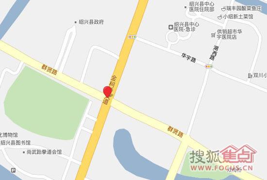 汇金国际广场交通图