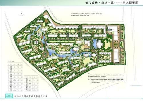 现代森林小镇楼座图-武汉搜狐焦点网图片