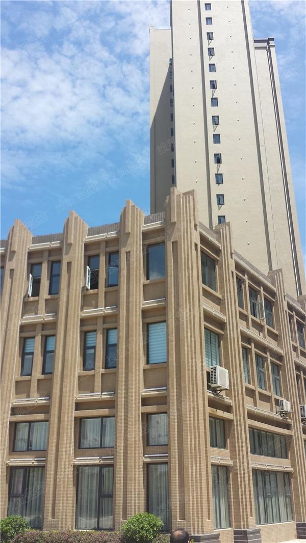 汉北大全景实景图 售楼部