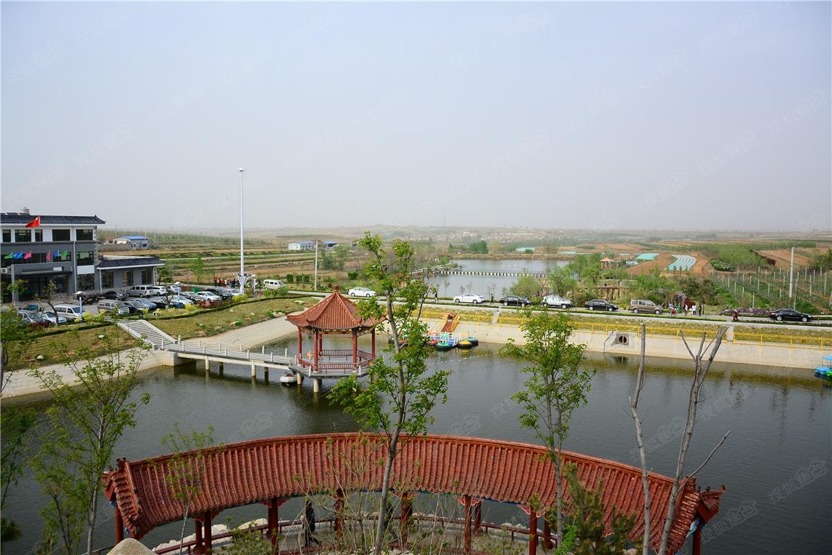 滨海公馆周边配套图—马家庄现代农业园