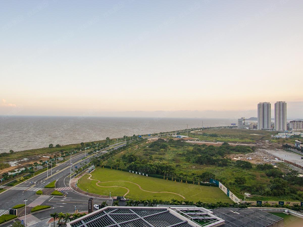 仁恒滨海半岛周边配套图——滨海公园,湿地